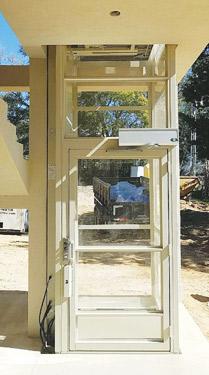 Commercial Vertical Platform Lift - Coastal Elevator Inc